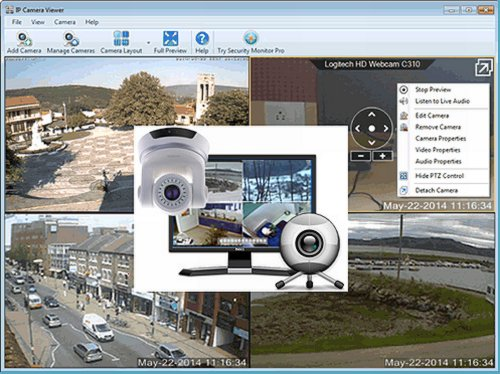 iP Camera Viewer Full indir