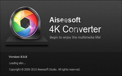 Aiseesoft 4K Converter Full