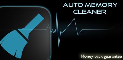 Auto Memory Cleaner Premium Full Apk indir