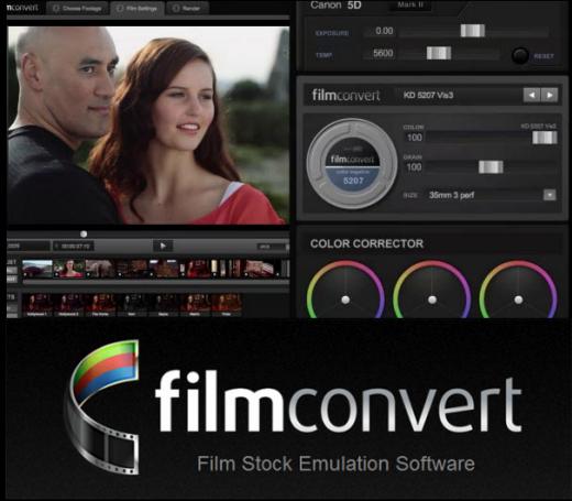 FilmConvert Pro AVX Full indir
