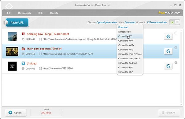 Freemake Video Downloader Turkce Full
