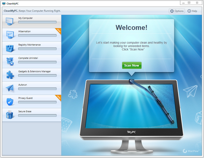MacPaw CleanMyPC Full