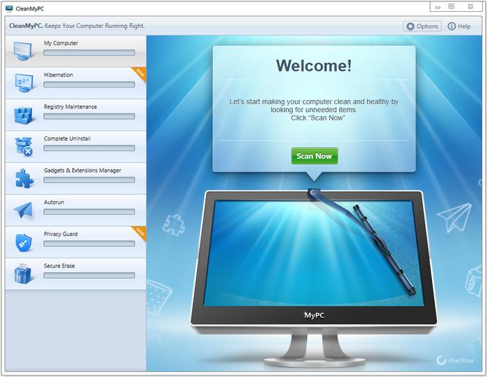 MacPaw CleanMyPC Full indir