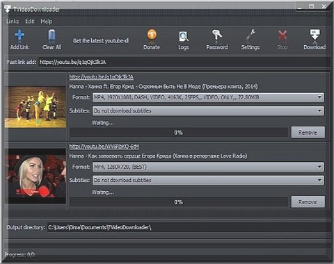 TVideoDownloader Full İndir