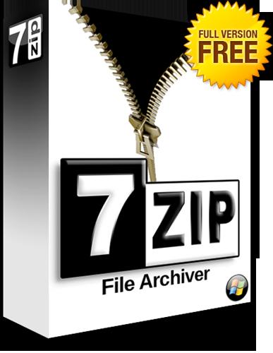 7-Zip Katılımsız Full