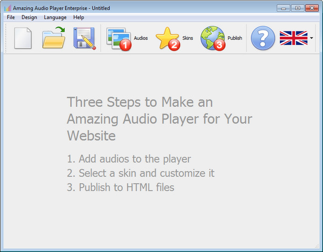 Amazing Audio Player Enterprise Full
