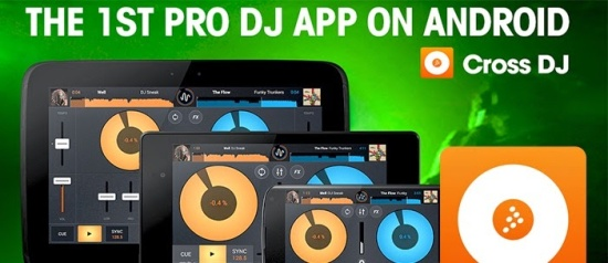 Cross DJ Pro Apk Full İndir