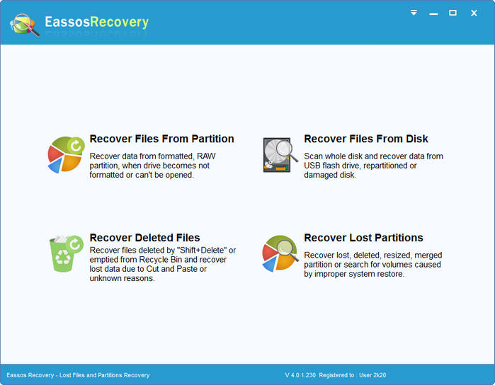 Eassos Recovery Full