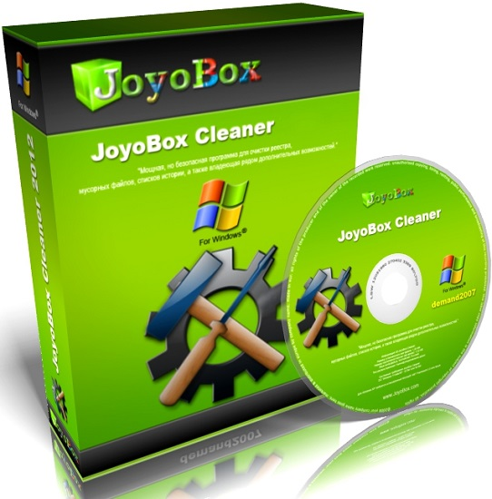 JoyoBox Cleaner Full indir
