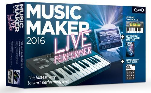 MAGIX Music Maker Full