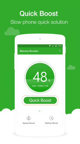 Memory Booster Apk Full