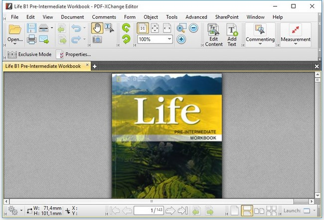 PDF-XChange Editor Full