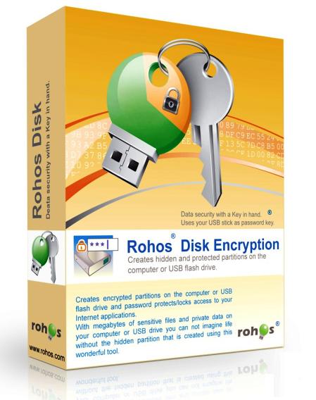 Rohos Disk Encryption Türkçe Full