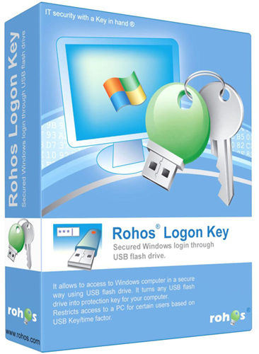 Rohos Logon Key Full indir
