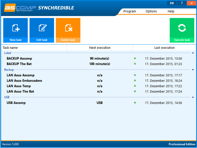 Synchredible Pro Edition Full
