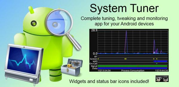 System Tuner Pro Full Apk İndir