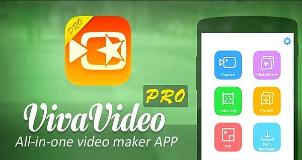 VivaVideo Pro Apk Video Editor App