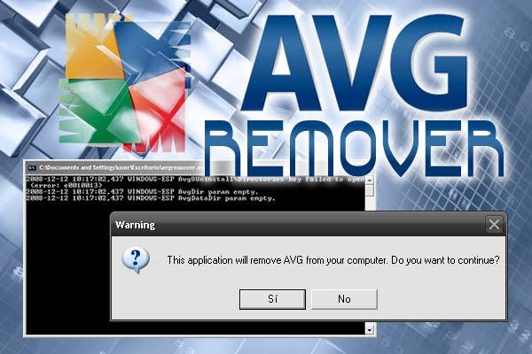 AVG Remover Full
