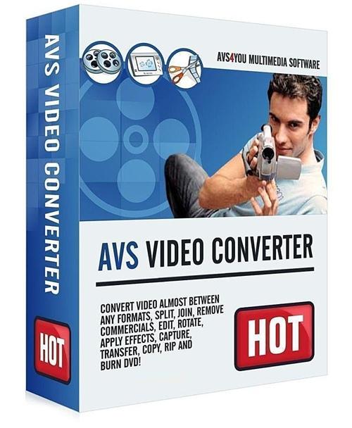 AVS Video Converter indir