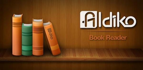 Aldiko Book Reader Premium APK Full