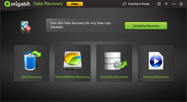 Amigabit Data Recovery Pro indir