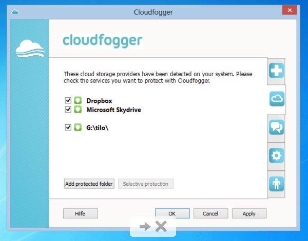 Cloudfogger indir