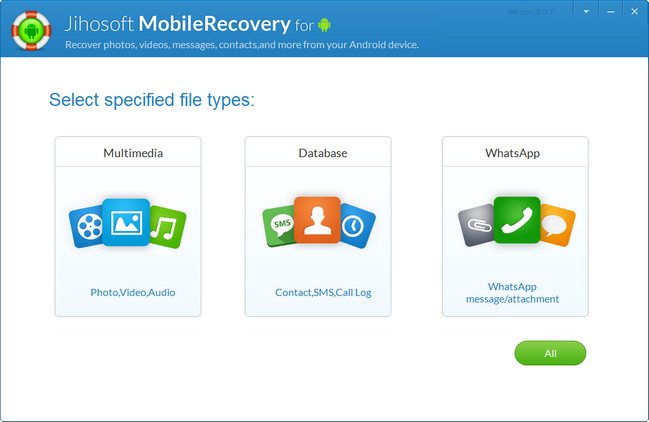 Jihosoft Android Phone Recovery indir
