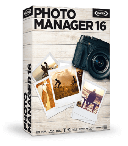 MAGIX Photo Manager 16 Deluxe v12 Full