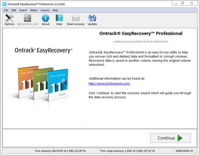 Ontrack EasyRecovery Pro Full