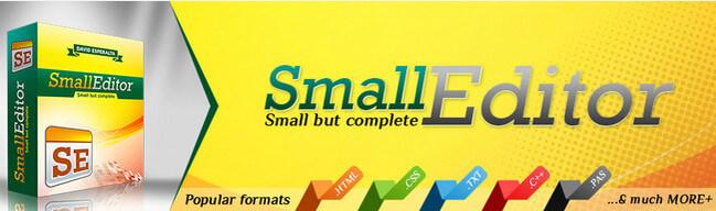 Small Editor indir
