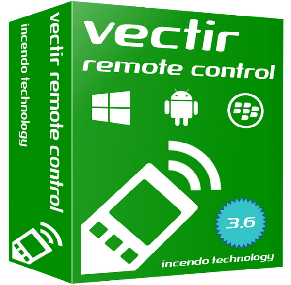 Vectir Remote Control