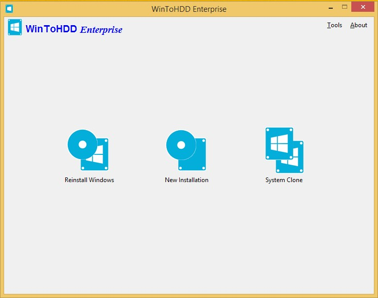 WinToHDD Enterprise Full indir