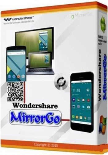 Wondershare MirrorGo indir