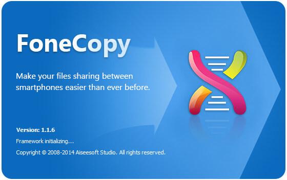 Aiseesoft FoneCopy Full