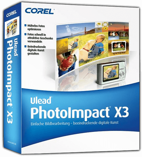 Corel PhotoImpact X3 Full