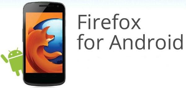 Firefox Browser Apk Full