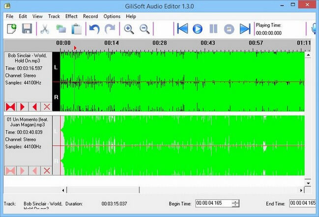 Gilisoft Audio Editor Full