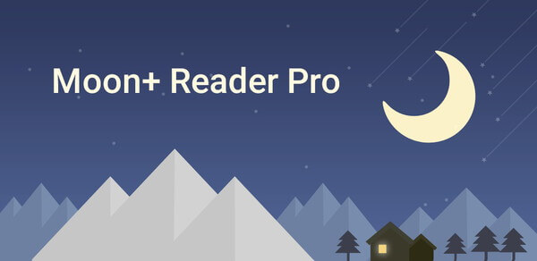 Moon+ Reader Pro Full Apk