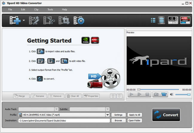 Tipard HD Video Converter Full indir