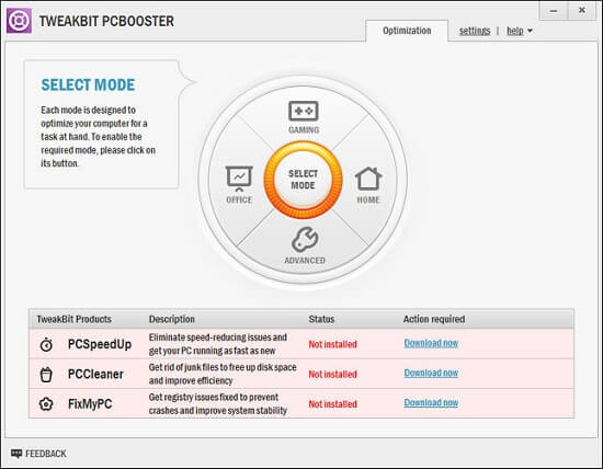 TweakBit PCBooster Full
