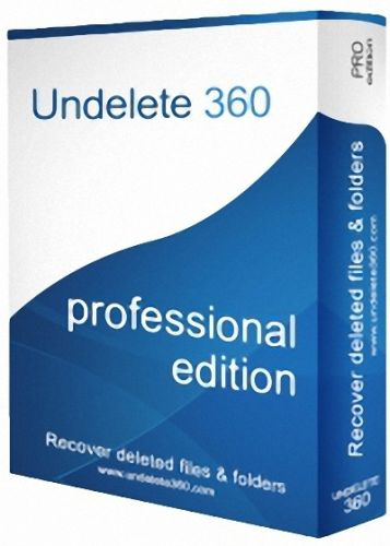 Undelete 360 Professional Full