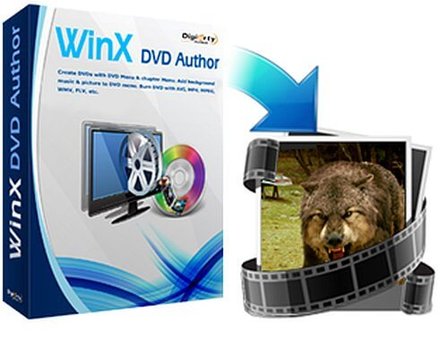 WinX DVD Author Full