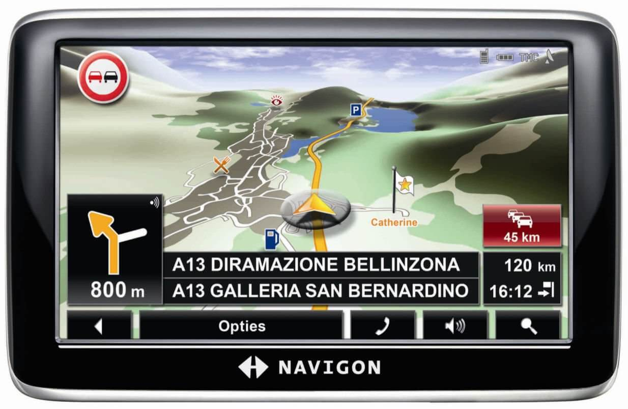 Navigon Europe Full Apk