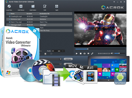 Acrok Video Converter Ultimate Full