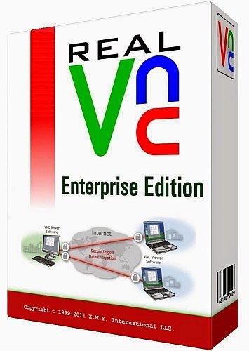 RealVNC VNC Enterprise Full