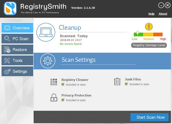 Registry Smith Full