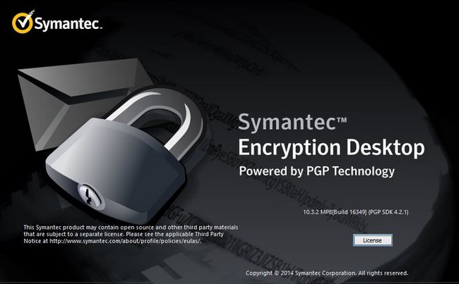 Symantec Encryption Desktop Pro Full