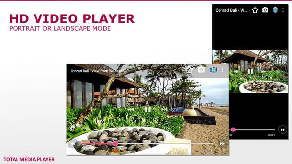 Total Media Player Pro Apk