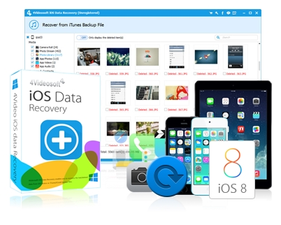 Videosoft iOS Data Recovery Full