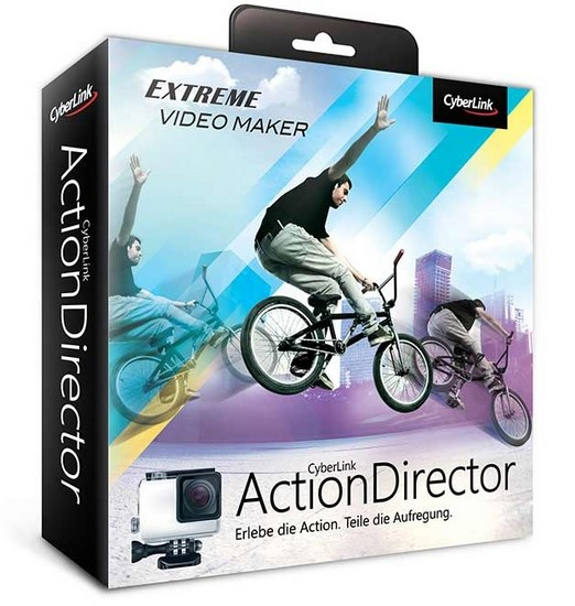CyberLink ActionDirector Deluxe Full